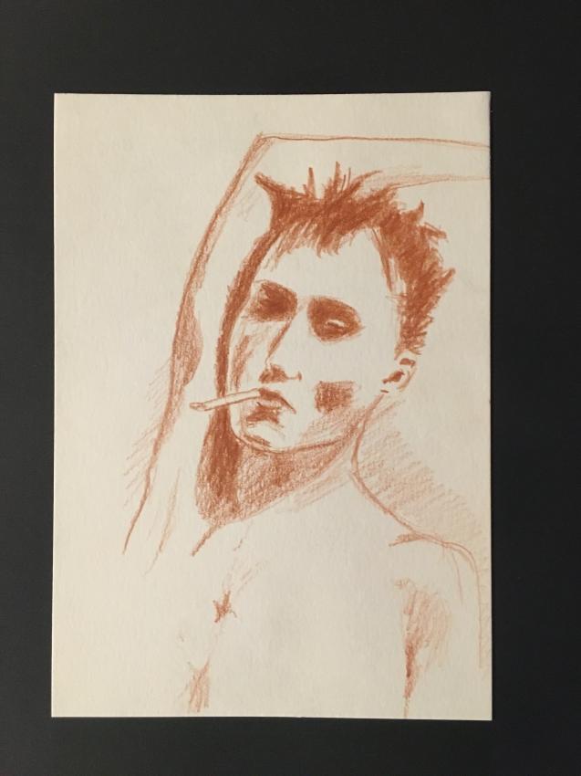 Johnny Depp por Elwinn